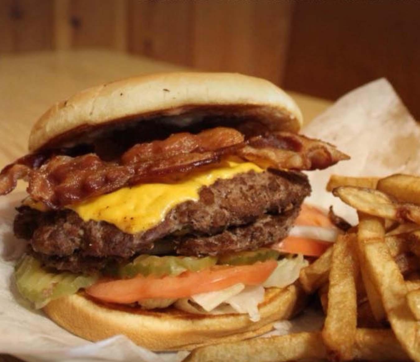 Where to Eat In San Antonio - Texas Hamburger Company