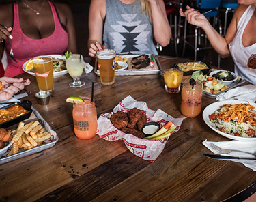 Where to Eat In St. Louis - Tin Roof
