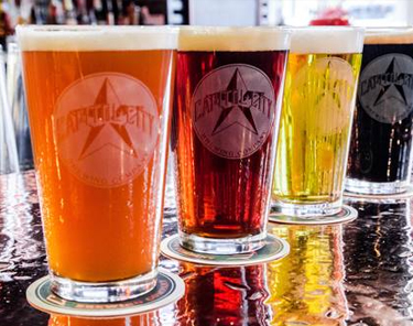 Where to Eat In Washington - Capitol City Brewing Company