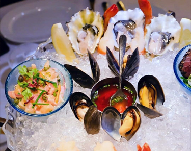 Blue Water Cafe + Raw Bar - Vancouver