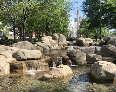 Things to do in Atlanta - Centennial Olympic Park