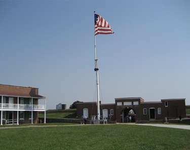 Things to Do in Baltimore - Fort McHenry
