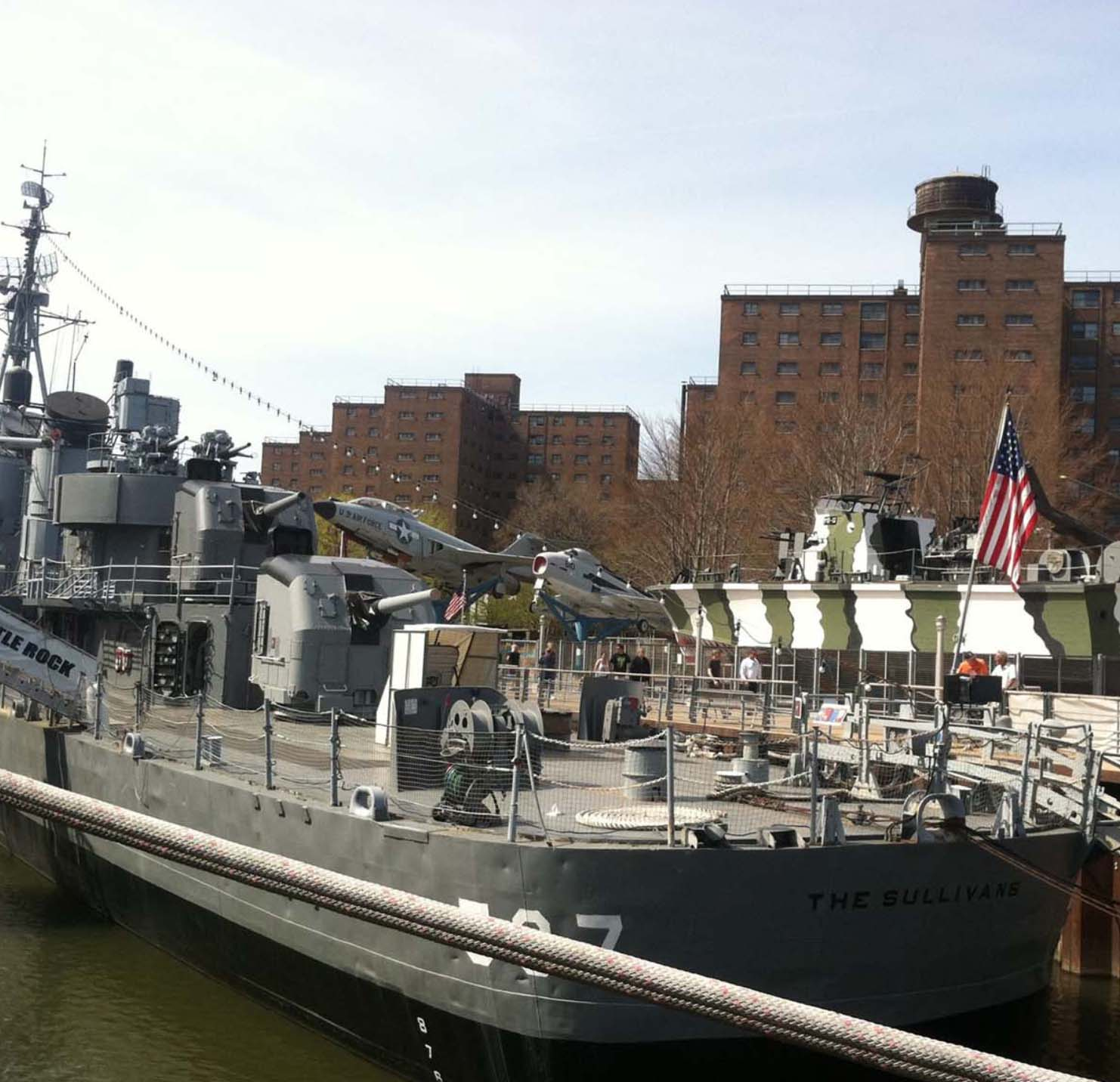 Things to do in Buffalo -  Buffalo Naval and Military Park