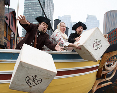Things to Do in Boston - Boston Tea Party Ships & Museum
