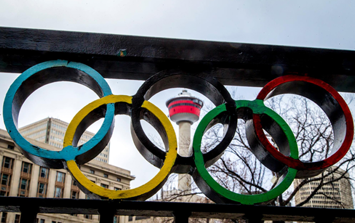 Things to Do in Calgary - Olympic Plaza