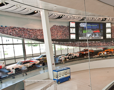 Things to Do in Charlotte - NASCAR Hall of Fame