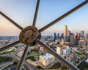 Things to Do in Dallas - The Reunion Tower
