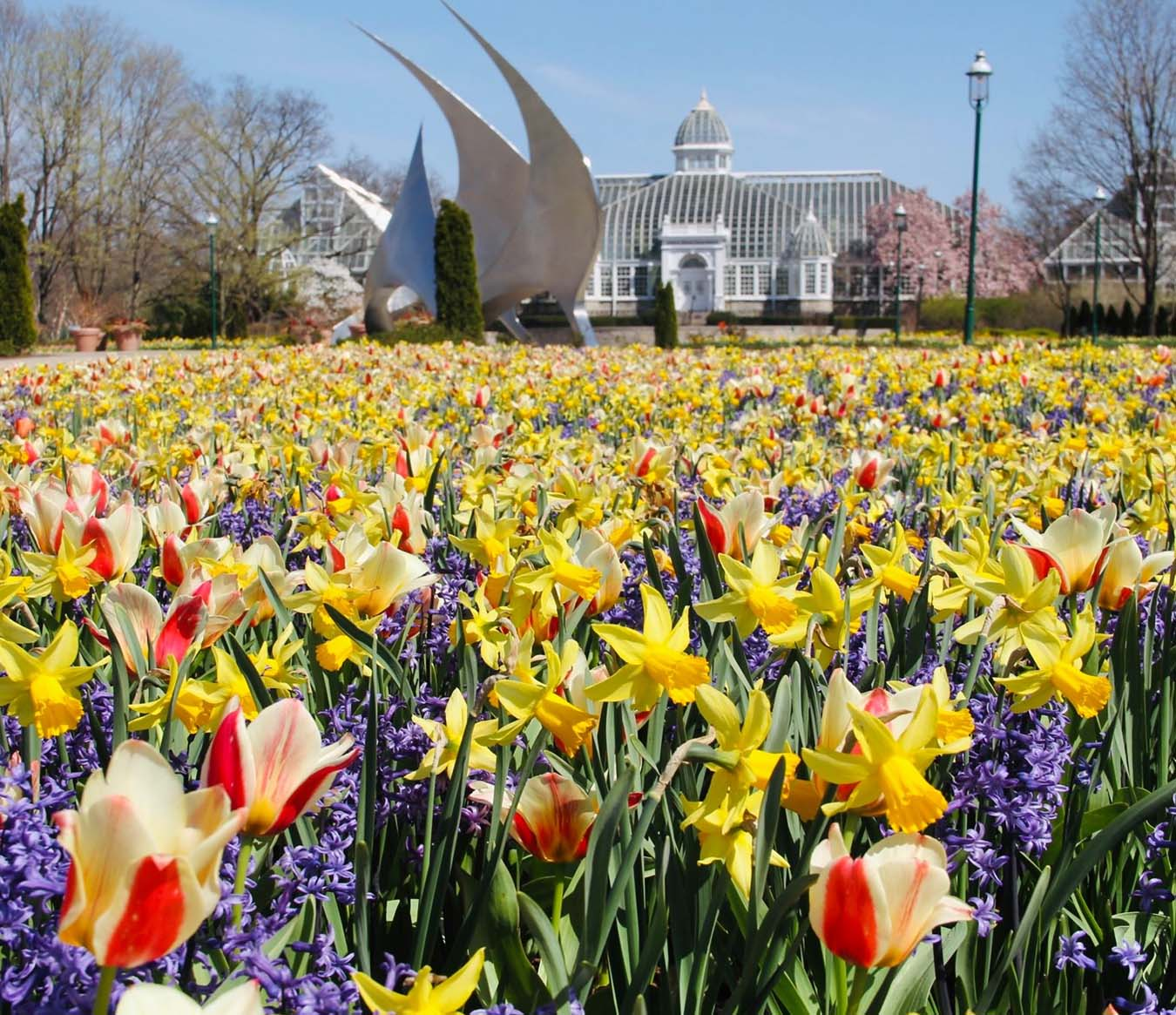 Things to Do in Columbus - Franklin Park Conservatory and Botanical Gardens