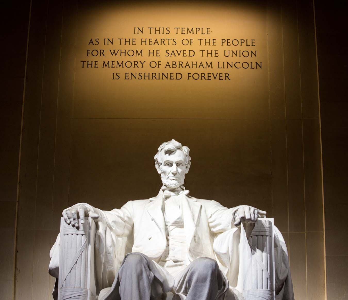 Things to Do in Washington - Lincoln Memorial