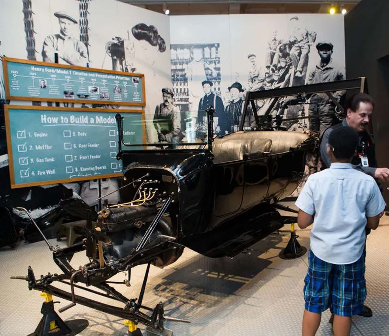Things to Do in Detroit - The Henry Ford Museum