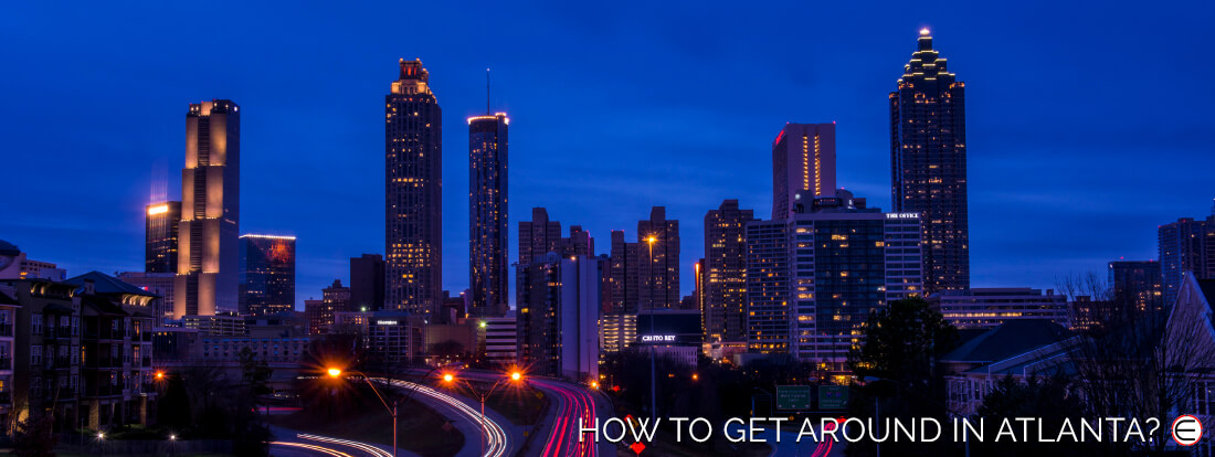 How To Get Around In Atlanta?