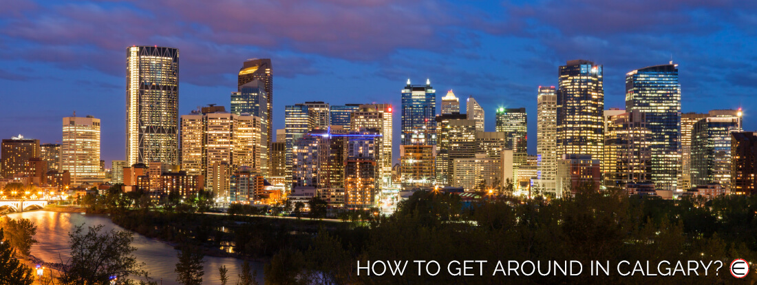How To Get Around In Calgary?