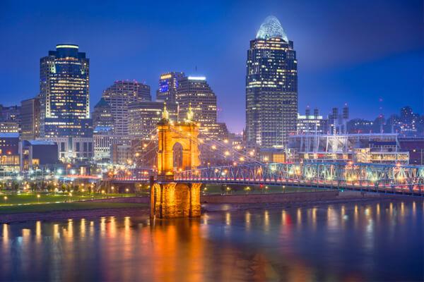 How to get around in Cincinnati