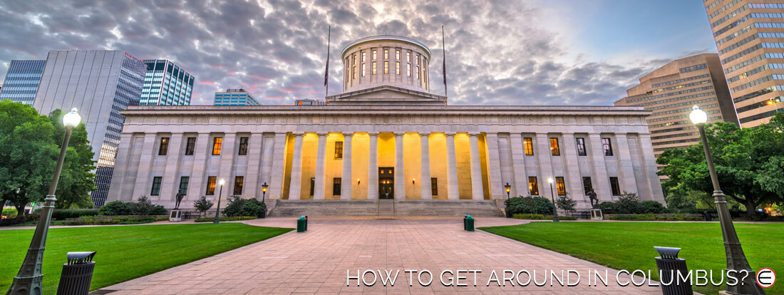 How To Get Around In Columbus?