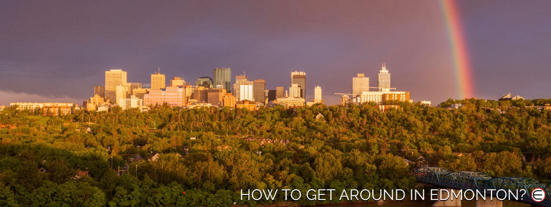 How To Get Around In Edmonton?
