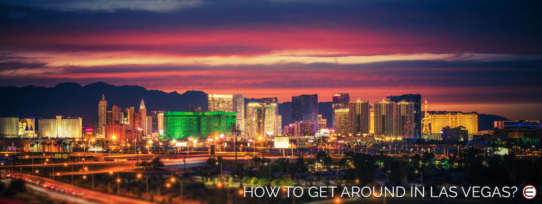 How To Get Around In Las Vegas?