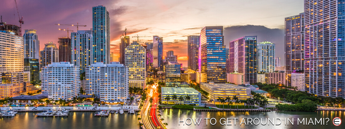 How To Get Around In Miami?