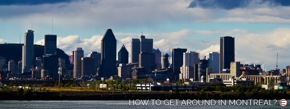 How To Get Around In Montreal?