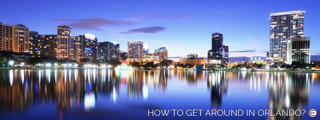 How To Get Around In Orlando?