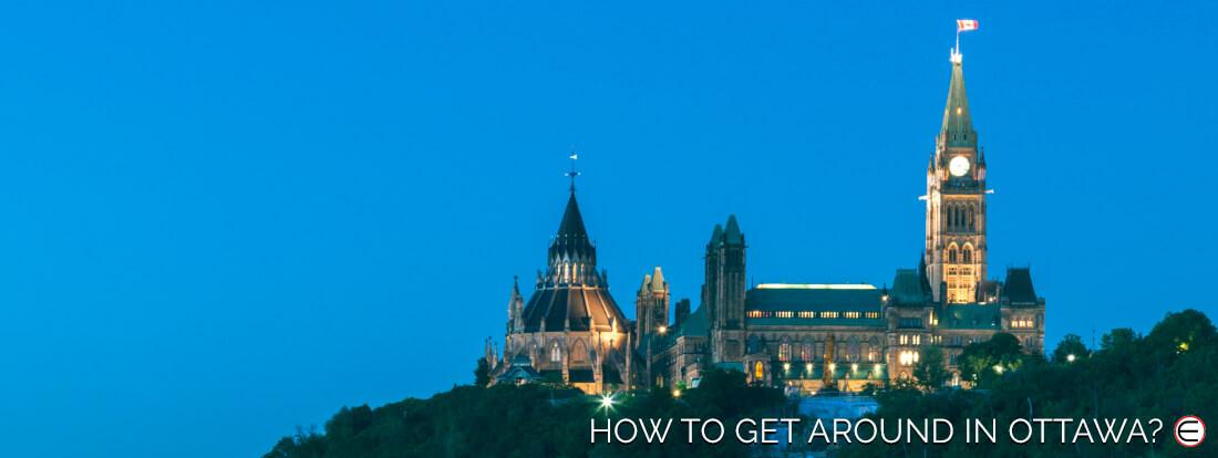 How To Get Around In Ottawa?