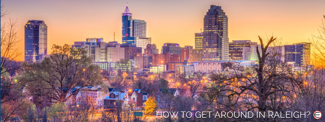 How To Get Around In Raleigh?