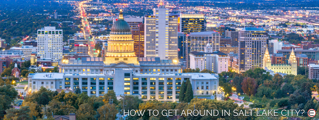 How To Get Around In Salt Lake City?