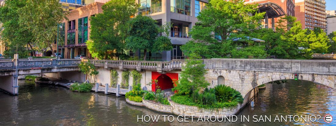 How To Get Around In San Antonio?