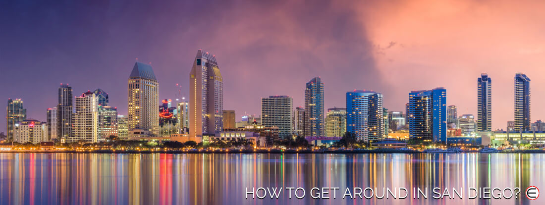 How To Get Around In San Diego?