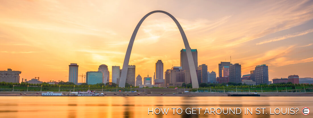 How To Get Around In St. Louis?