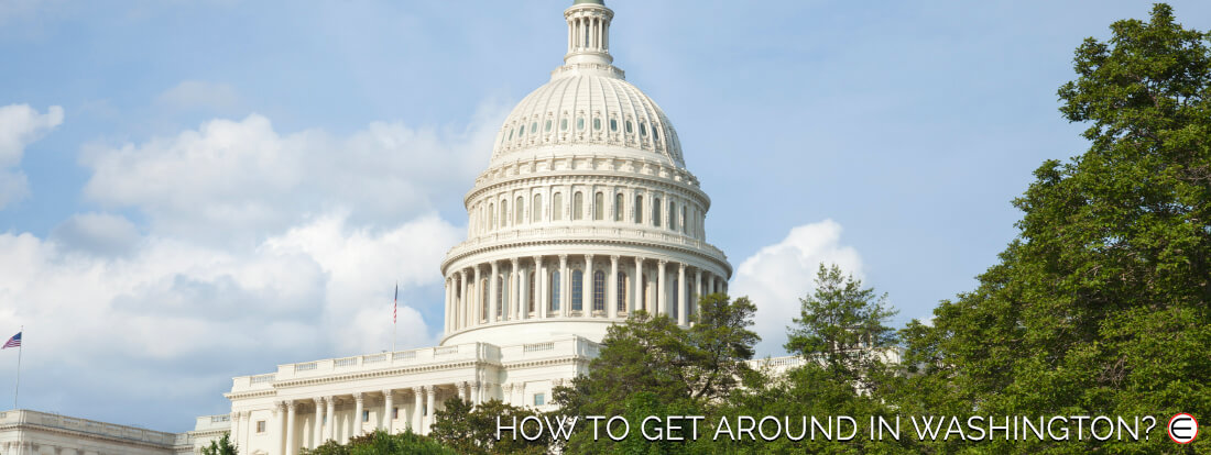 How To Get Around In Washington