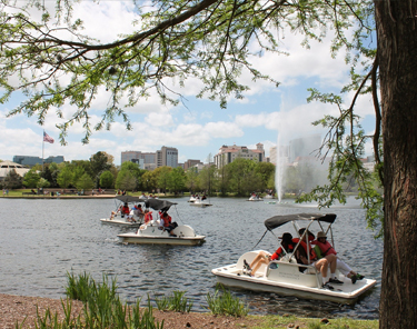 Things to Do in Houston - Hermann Park