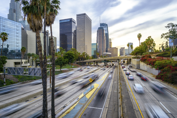 How to get around in Los Angeles