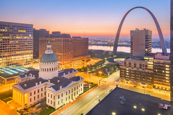 How to get around in St. Louis