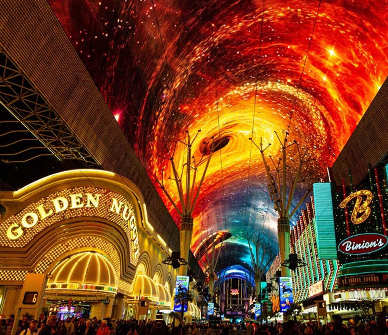 Things to Do in Las Vegas - Freemont Street Experience