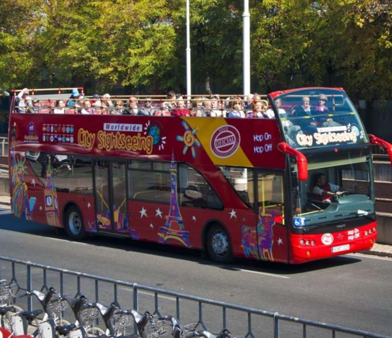 Things to Do in San Antonio - Hop-On Hop-Off Bus Tour