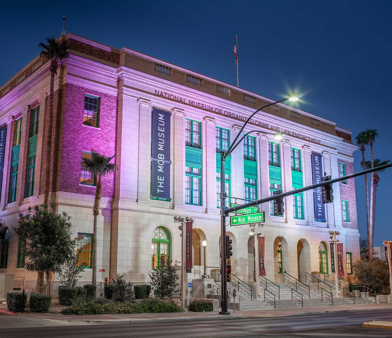 Things to Do in Las Vegas - The Mob Museum