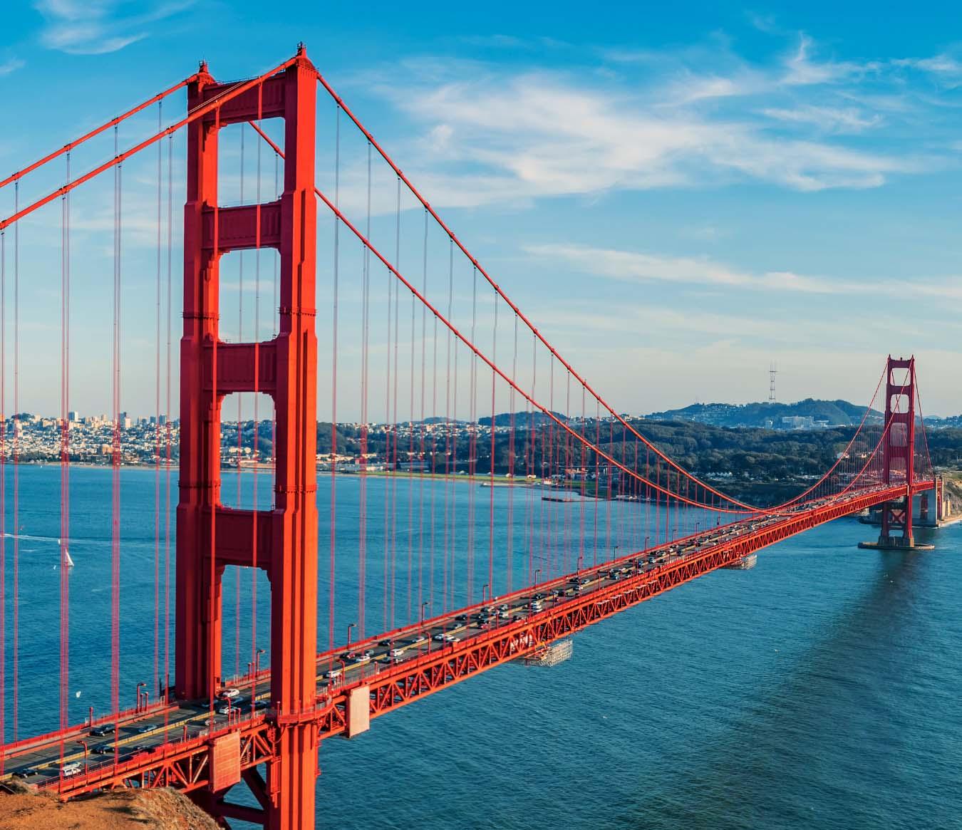 Things to Do in San Francisco - Golden Gate Bridge