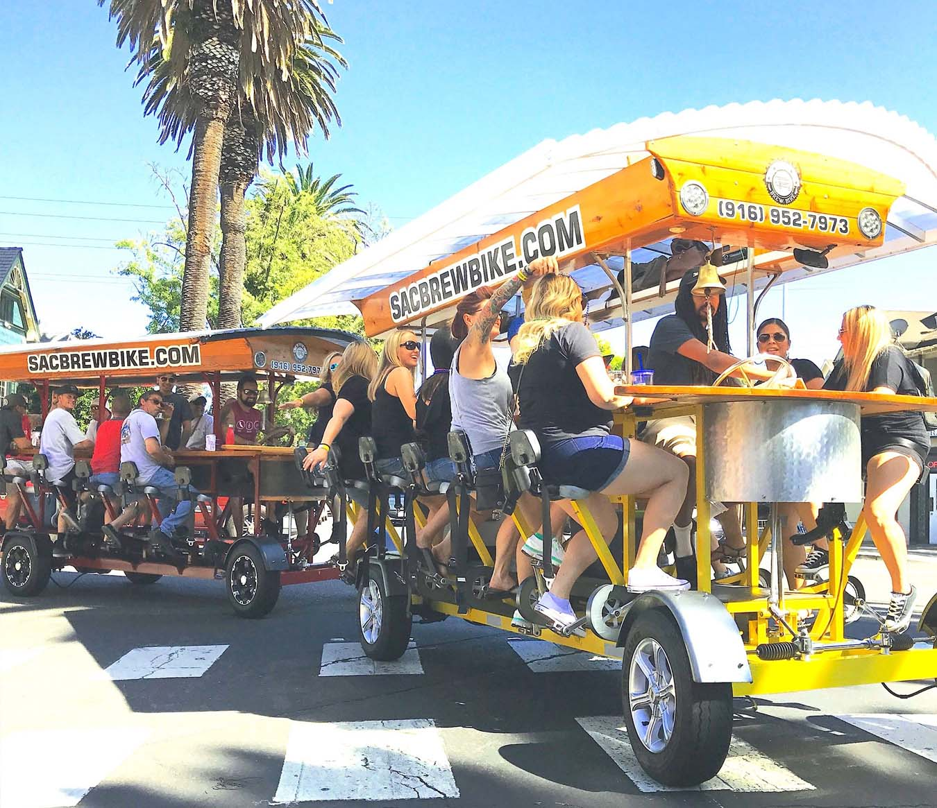Things to Do in Sacramento - Sac Brew Bike