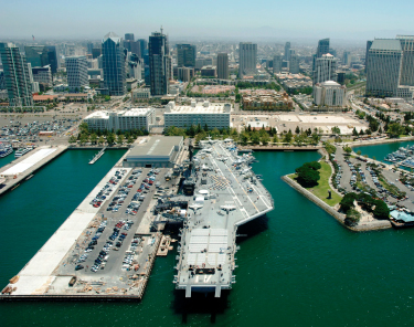 Things to Do in San Diego - USS Midway Museum