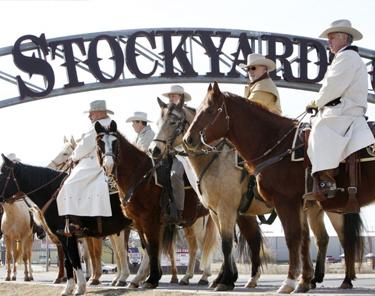 Things to Do in Oklahoma City - Stockyard City