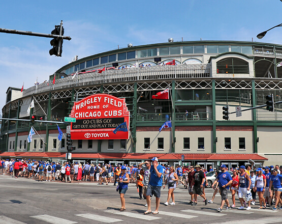 Chicago Cubs Travel Packages