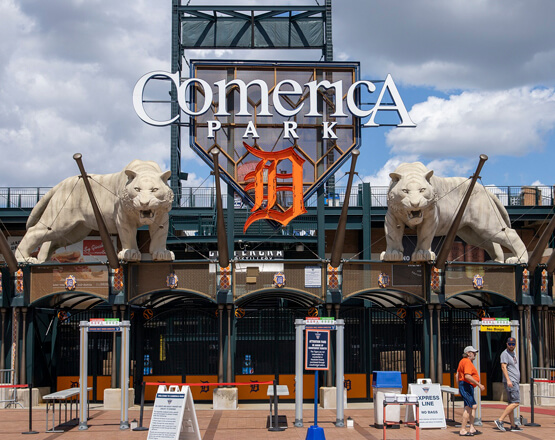Detroit Tigers Travel Packages