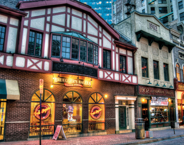 Things to Do in Pittsburgh - Market Square