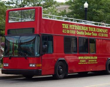 Things to Do in Pittsburgh - The Hop-On Hop-Off Double-Decker Bus Tour of Pittsburgh Tour