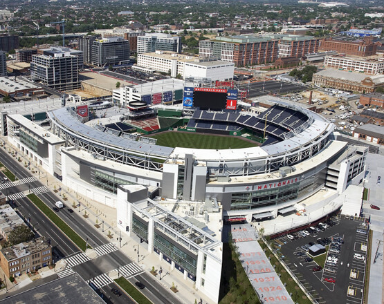 Washington Nationals Travel Packages