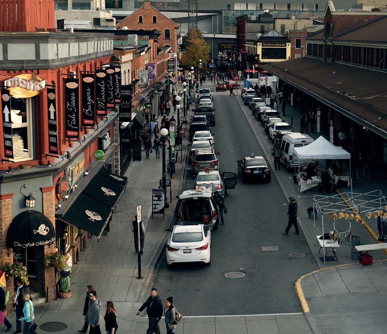 Things to Do in Ottawa - ByWard Market