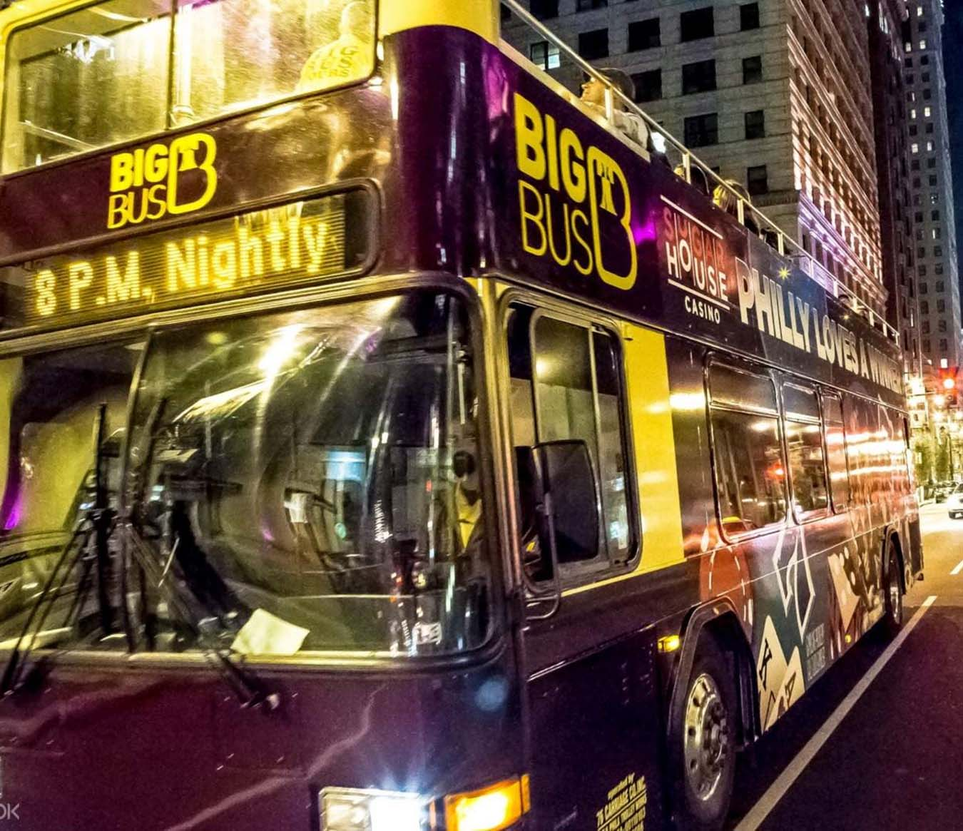 Things to Do in Philadelphia - Philadelphia Big Bus Hop-On Hop-Off Tour