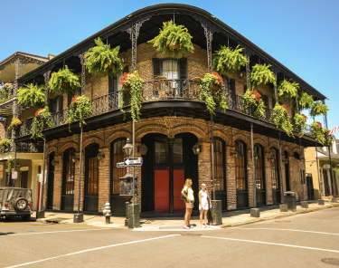 Things to Do in New Orleans - Cemetery, Voodoo & French Quarter Tour