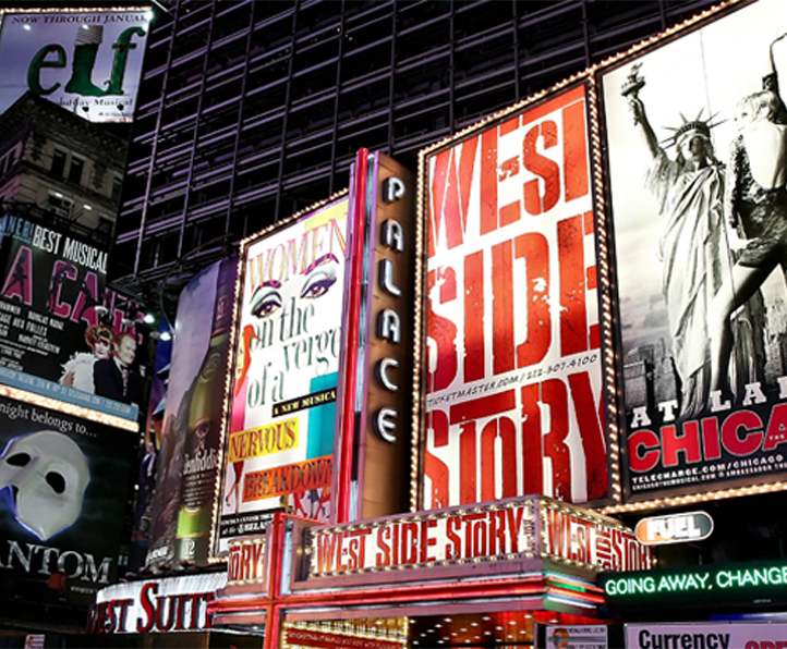 Things to Do in New York City - Broadway Shows