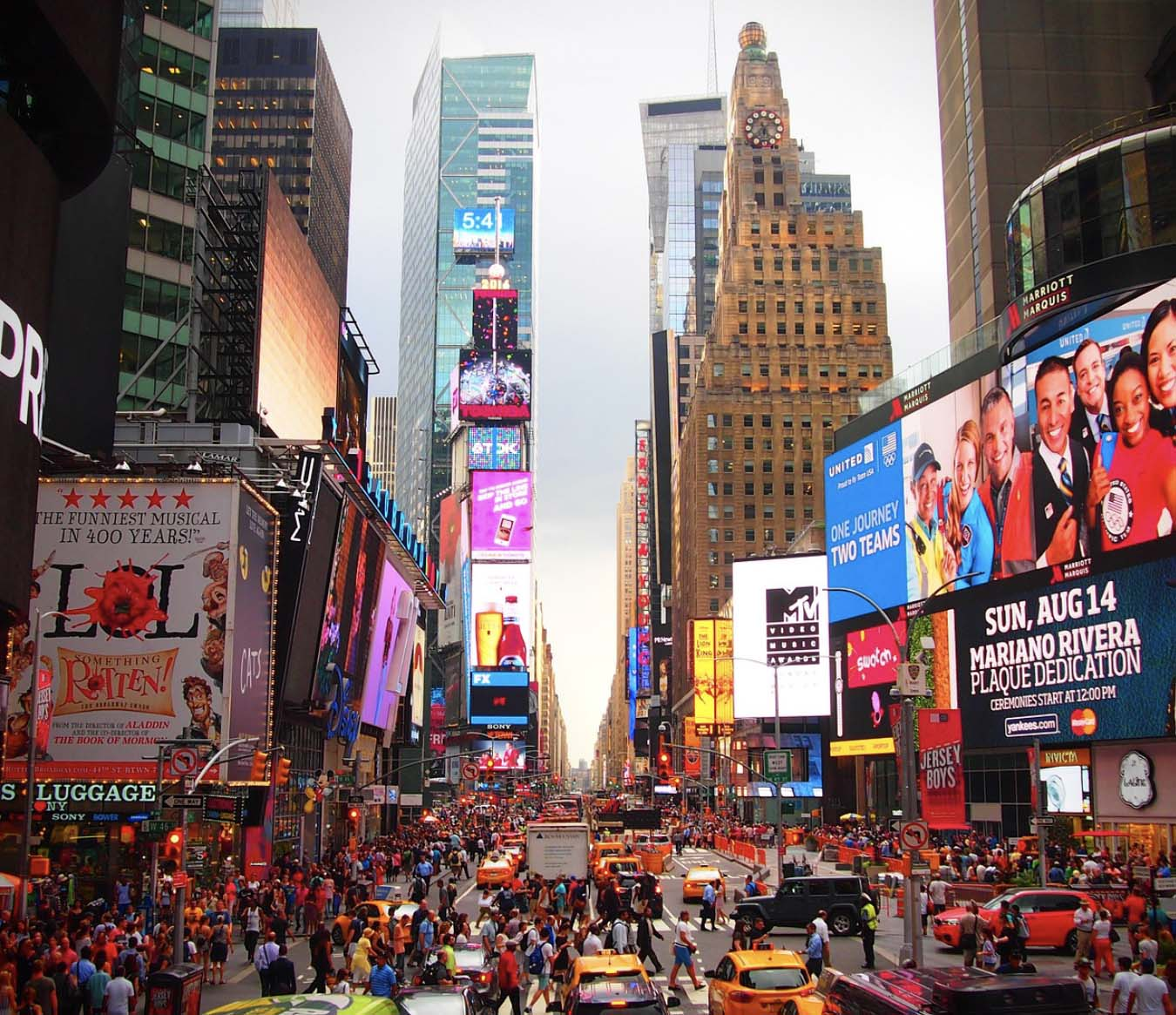Things to Do in New York City - Madison Square Garden